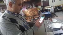AKILLI CEP TELEFONU - Tosya'da Çay Ocağı İşletmecisi ''Whatsap Çay İsteme Hattı'' Kurdu
