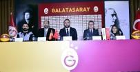GALATASARAY - Türk Nippon Sigorta, Galatasaray'a Sponsor Oldu
