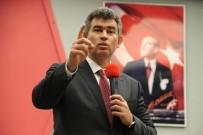 PARTİLİ CUMHURBAŞKANI - Türkiye Barolar Birliği Başkanı Feyzioğlu Manisa'da