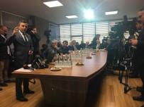 MİHRİMAH BELMA SATIR - TÜRKSAT Ziyaretine CHP'li Üyeler Katılmadı