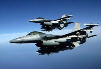 HASSASIYET - Uçaklar DEAŞ hedeflerini vurdu