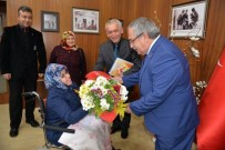 ALTI NOKTA KÖRLER DERNEĞİ - Vali Ahmet Hamdi Nayir Açıklaması Engellilerin Sorunları Toplumun Tamamını İlgilendiriyor