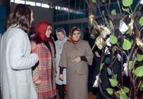 TUZLA BELEDİYESİ - Vali Vasip Şahin'in Eşi, Tuzla Belediyesi Gönül Elleri Çarşısı'nı Ziyaret Etti