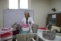 EL EMEĞİ GÖZ NURU - Vezirköprü'de El Sanatları Kursu Açıldı