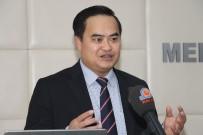 VIETNAM - Vietnam'dan Mersinli İşadamlarına 'Yatırıma Gelin' Çağrısı
