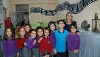 ALI YıLMAZ - Yedieylül İlkokulu Öğrencileri Tarihi 'Müze Okul Eğitim Projesi'yle Öğreniyor