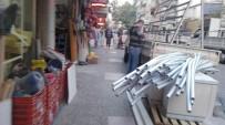 BEBEK ARABASI - Yetki Tartışması Vatandaşı Canından Bezdirdi