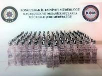 YıLBAŞı - Yılbaşı Öncesi 156 Şişe Kaçak Rakı Ele Geçirildi