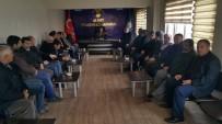 MEHMET YıLDıRıM - AK Parti Viranşehir İlçe Teşkilatından Halep'e Destek