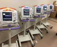 Aksaray Devlet Hastanesi'ne Yeni Cihazlar