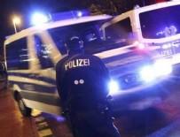BOMBA İHBARI - Almanya Köln'de tren istasyonu boşaltıldı