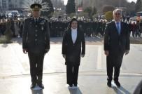 GARNIZON KOMUTANLıĞı - Atatürk'ün Kırklareli'ne Gelişinin 86. Yıldönümü