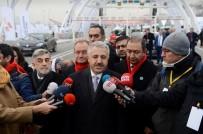 FATIH SULTAN MEHMET KÖPRÜSÜ - 'Avrasya Tüneli Yarın Öğleden Sonra Hizmet Vermeye Başlayacak'