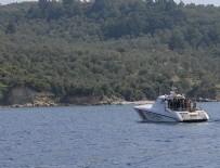 NAMIK KEMAL NAZLI - Sığınmacı teknesi battı: 5 ölü