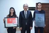 BAŞARI ÖDÜLÜ - Bartın Üniversitesine '15 Temmuz Şehitleri' Temalı Yarışmada 2 Ödül
