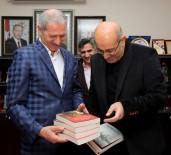 DINLER TARIHI - Başkan Dişli, 'Osmanlı Tarihi Bir Hazine Gibi'