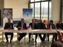 ÇıNARLıK - Başkan Işık'tan Yıllık Değerlendirme Toplantısı