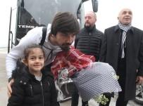 TOLGA ÖZKALFA - Beşiktaş Kupa Maçı İçin Bolu'da