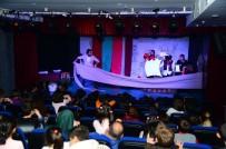 ANİMASYON - Beylikdüzü'nde 120 Bin Kişi Ücretsiz Sinema Ve Tiyatro İzledi