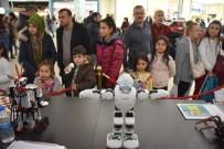 ROBOT - 'Bilimin En Eğlenceli Hali' Tekira'da İlgi Odağı Oldu