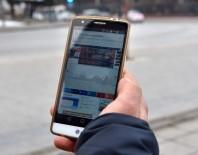 OTOBÜS TERMİNALİ - Büyükşehir Bir Yılda 87 Bin 291 Kişiye Ücretsiz Wifi Erişimi Sundu