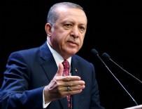 ANGELA MERKEL - Cumhurbaşkanı Erdoğan, Merkel'i arayarak taziyelerini iletti
