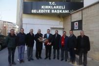 BEKO - DİSK Genel Başkanı Kani Beko'dan Başkan Kesimoğlu'na Teşekkür
