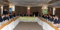 ERZURUM VALISI - Erzurum'da Tarımın Yılsonu Değerlendirilmesi Yapıldı