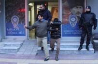 İKİNCİ EL EŞYA - Evden Eşya Hırsızlığına Gözaltı