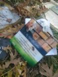 FETÖ Elebaşının Kitapları Ormanlık Alanda Bulundu