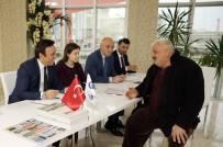 BİZ DE VARIZ - Genç Açıklaması 'Biz Birlikte Canik'iz, Birlikte Türkiye'yiz'
