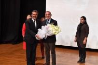 ORHAN KEMAL - Gürsel Tekin Çukurova Belediyesi'nin Konuğu Oldu