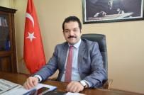 AHMET ÖZKAN - Hasköy Kaymakamı Özkan Göreve Başladı