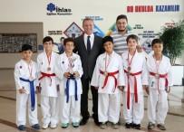 KARATE - İhlas Eğitim Kurumları Karate Spor Kulübü'nden Şampiyonluk