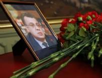 ESENBOĞA HAVALIMANı - Karlov, devlet töreniyle uğurlandı
