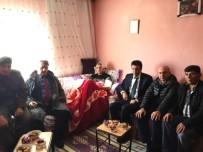 MEHMED ALI SARAOĞLU - Kayseri'deki Terör Saldırısında Yaralanan Komando Er Yasin Memiş'e 'Geçmiş Olsun' Ziyareti