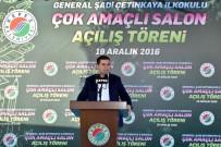 VELI TOPLANTıSı - Kepez'e Yeni Semt Spor Sahaları