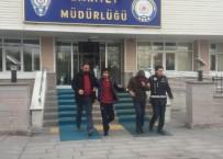 Kırıkkale'de Uyuşturucu Tacirlerine Suçüstü