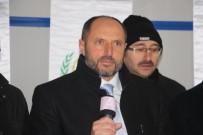 LAZKİYE - Kırşehir İHH Halep İçin Yardım Kampanyası Başlattı