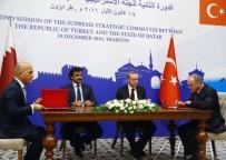 KATAR EMIRI - KOSGEB Katar Kalkınma Bankası(QDB) Faaliyet Planı İmzalandı
