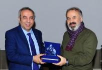 KAZANKAYA - Kurucu Dekan Eskitaşçıoğlu'na Veda Yemeği