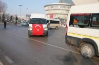 SERVİSÇİLER ODASI - Malatyalı Minibüsçü Ve Servisçilerden Teröre Tepki