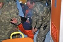 AMBULANS HELİKOPTER - Mehmetçik'ten Nefes Kesen Hasta Kurtarma Operasyonu