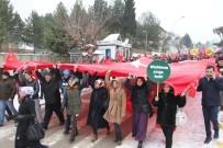 NECDET AKSOY - Safranbolu Teröre Karşı Tek Yürek Oldu