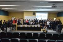 NESIM - SAÜ'de 'Futbolda Kurumsal Yönetim Ve Gelişim' İsimli Seminer Düzenlendi