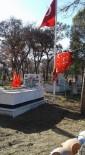 ABDULLAH DEMIR - Şehit Küssen'in Mezarına Yol Yapıldı
