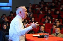 İSMAIL ÇORUMLUOĞLU - Şimşirgil'den 'Fatih Ve Fetih' Konferansı