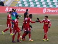 MEHMET ŞAHIN - Sivasspor İlk Galibiyetini BAL Ekibi Karşısında Aldı