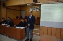 TAHSIN KURTBEYOĞLU - Söke'de Mesleki Ve Teknik Eğitim Okul Yönetim Kurulu Oluşturulacak.