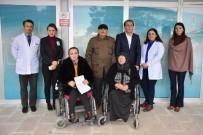 TÜRKIYE SAKATLAR DERNEĞI - Süleymanpaşa Belediyesi Engelleri Kaldırıyor
